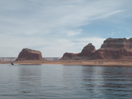 Lake Powell Fishing on Lake Powell Adventures   October 2012